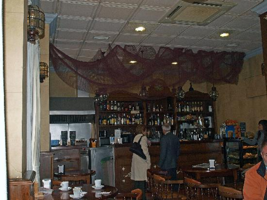 Hotel Colon: CAFETERIA