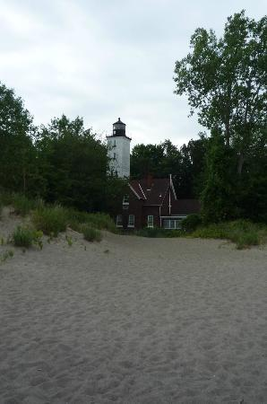 Nice Lighthouse Picture Of Presque Isle State Park Erie