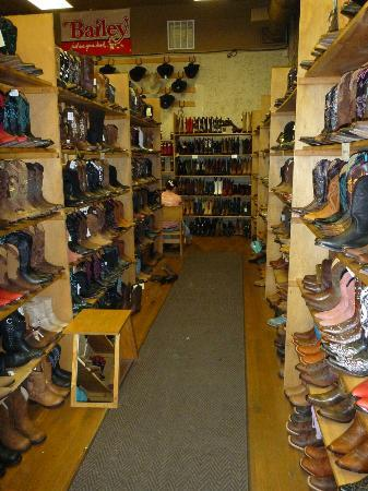 Photo of Shoe Store Boot Barn at Broadway, Nashville, TN 37201, United States