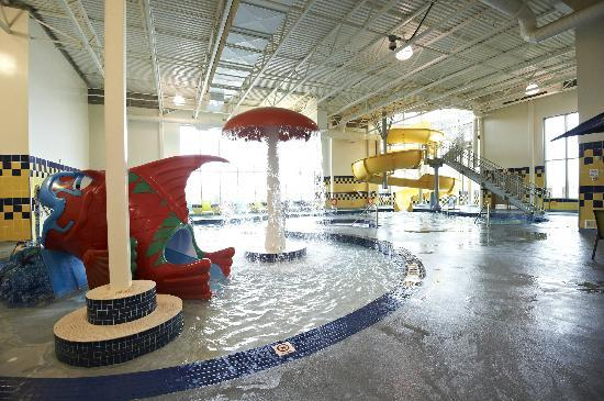 Deerfoot Inn and Casino: Waterpark