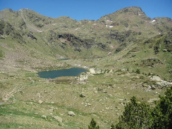 Tristaina Lake Trail : 3