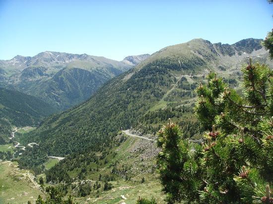 Tristaina Lake Trail : 5