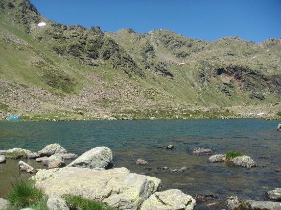 Tristaina Lake Trail : 1