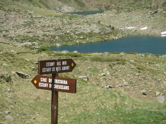 Tristaina Lake Trail : 9