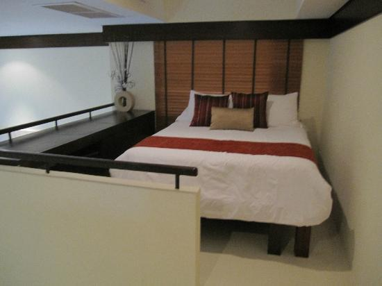 Veranda Resort and Spa Hua Hin Cha Am - MGallery Collection: Double bed room upstairs