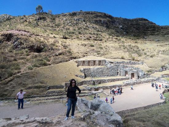 Casa Andina Classic Cusco Koricancha: Templo do Sol
