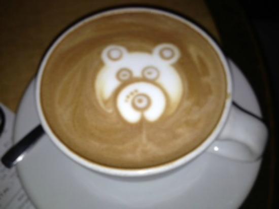 Ah Cacao Chocolate Cafe : Cafe Mocha