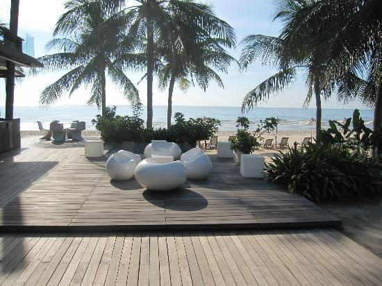 Veranda Resort and Spa Hua Hin Cha Am - MGallery Collection: At the beach