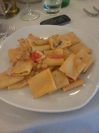 Ardeatina Park Hotel: piatto preparato dallo chef