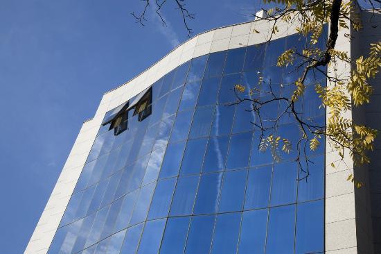 Hotel Conde de Agueda: fachada hotel