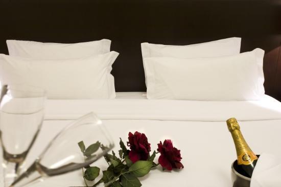 Hotel Conde de Agueda: pacote romantico