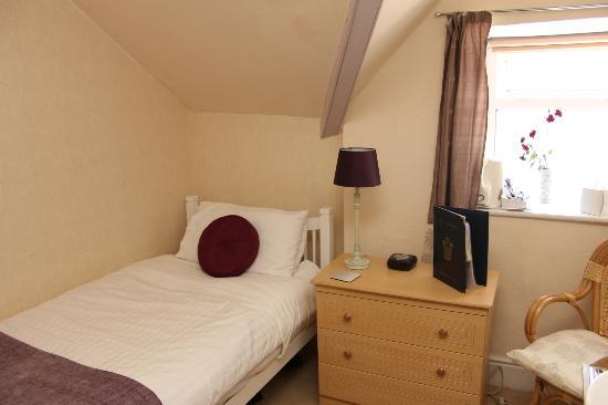 Cartref Guest House: Room 5 single