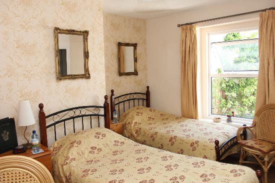 Cartref Guest House: Room 2 twin