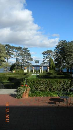 Geneva on the Lake: Gardens