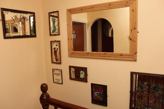 Cartref Guest House: Upstairs landing