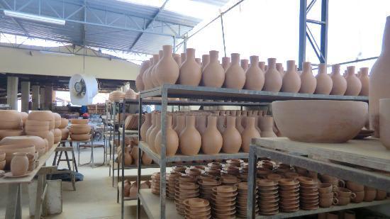 Sao Raimundo Nonato, PI: a fabrica