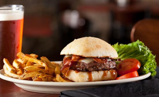 Turkey Hill Brewing Company: Try one of our delicious burgers with grass-fed beef