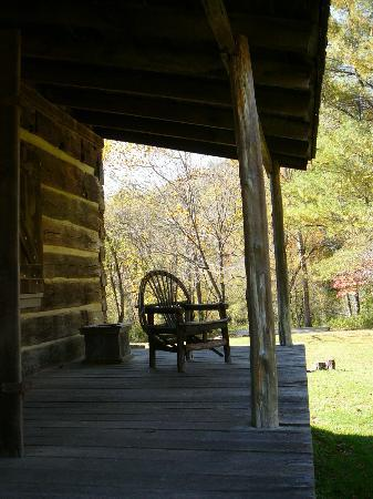 Hemlock Lodge: Mountaineer exhibit