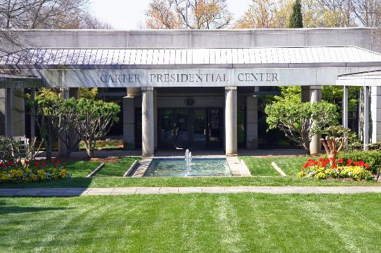Jimmy Carter Library & Museum: provided by: Jimmy Carter Presidential Library & Museum