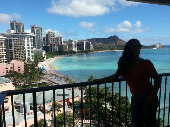 Sheraton Waikiki : Beautiful View
