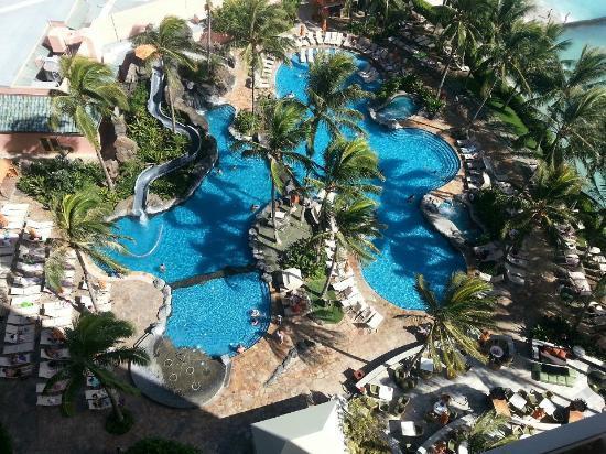 Sheraton Waikiki: Nice Pool