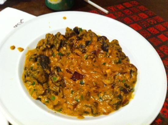 Makani Indian Cuisine: بامية