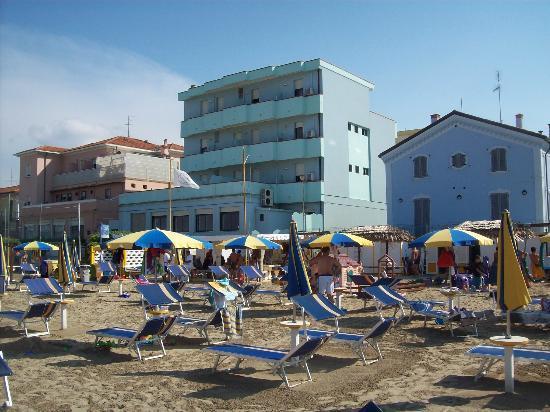 Hotel Acquamarina: Direttamente sulla spiaggia