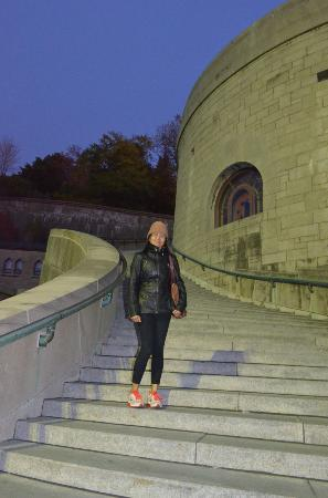 St. Joseph's Oratory of Mount Royal: ate gina