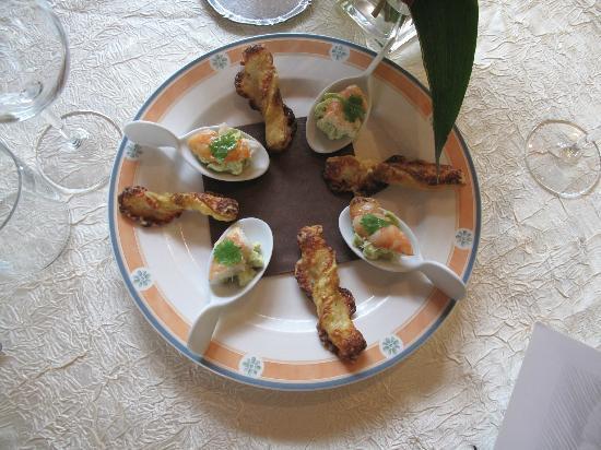 Le Saprien: aperitivo
