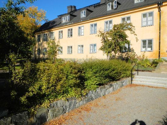 Hotel Skeppsholmen: Skeppsholmen front