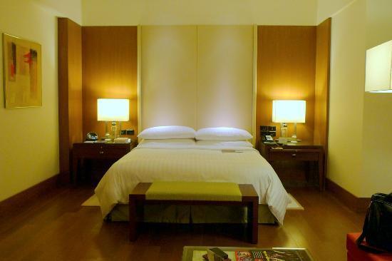 ดิ โอเบอรอย คุร์เคาน์: Bedroom 1534