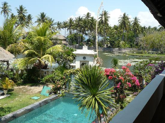 Zwembad Rama Shinta Hotel