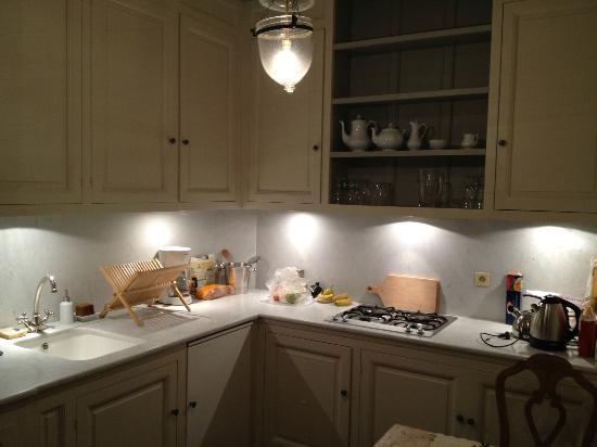 لا ميراند: kitchen
