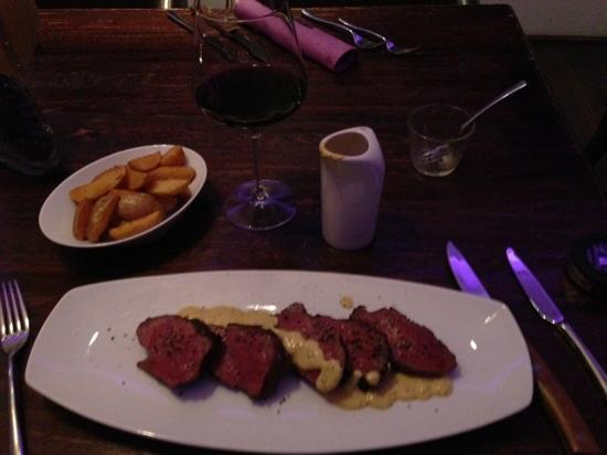 Fleischeslust: 300 gr Chateubriand €29
