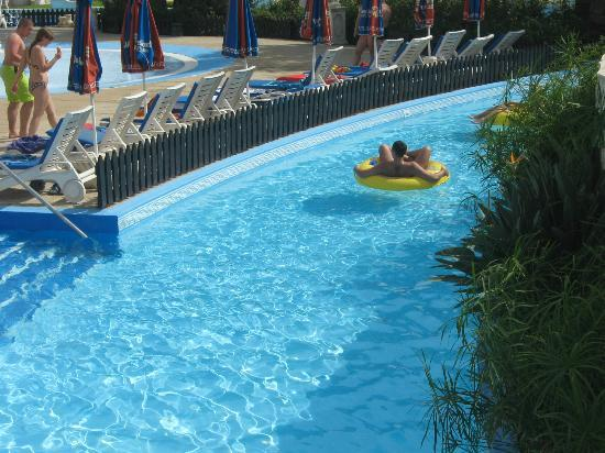 WaterWorld Su Parkı: relax pool