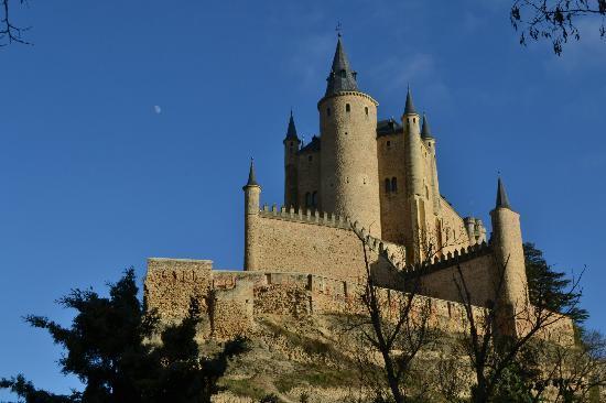 Alcazar de Segovia: Alcázar