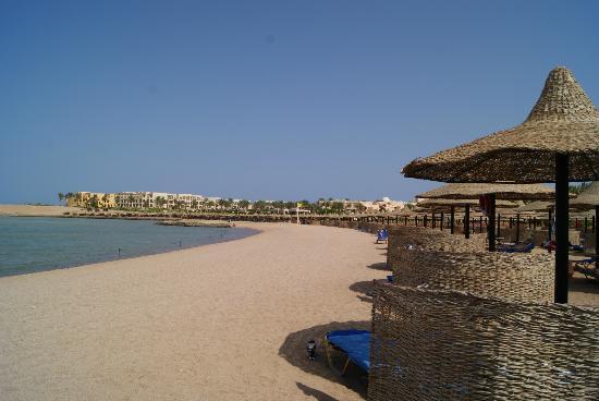 Jaz Dar El Madina: spiaggia