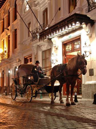Hotel Plaza Grande: Carrozas