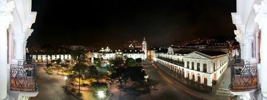 Hotel Plaza Grande: Vista del Centro Histórico