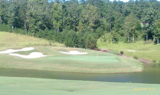Renaissance Ross Bridge Golf: Challenging greens