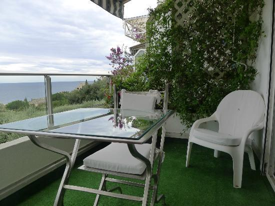Hotel Pietracap: Great Deck