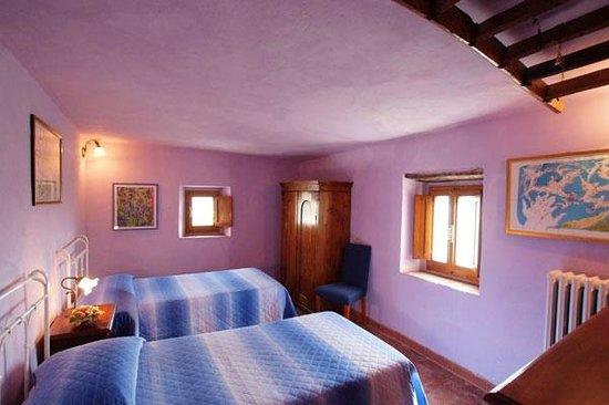 La Villa Oliveta: bedroom