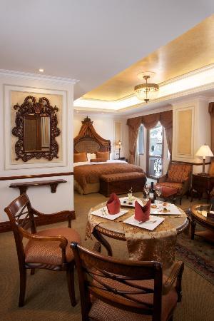 Hotel Plaza Grande: Suite