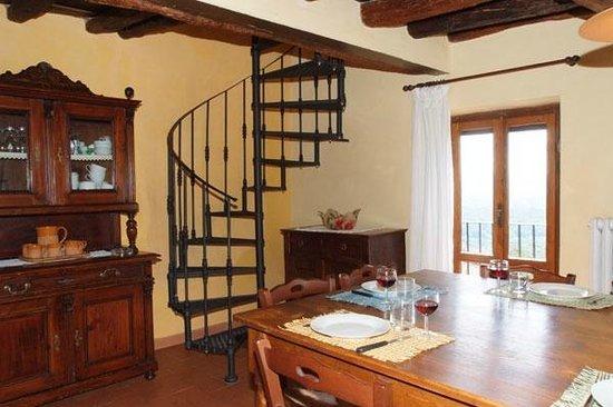 La Villa Oliveta: living room