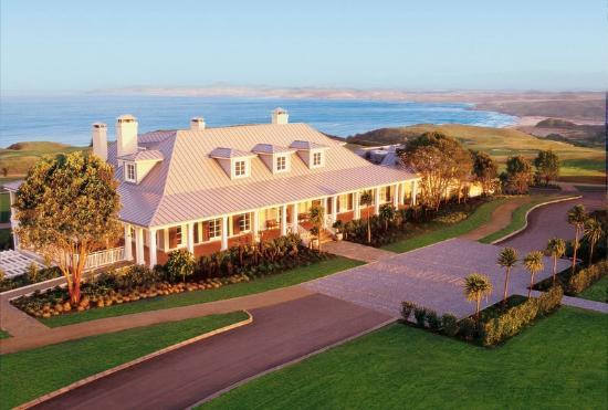 Matauri Bay, Selandia Baru: The Lodge at Kauri Cliffs