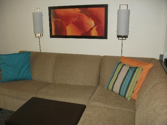 Hyatt House Salt Lake City/Sandy: Sitting Area