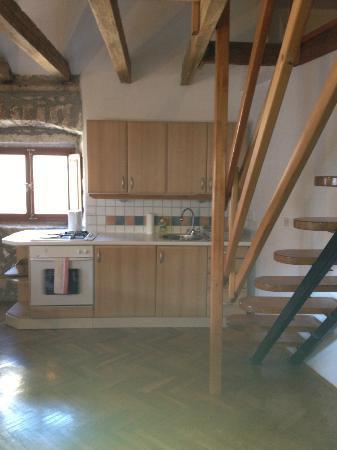 Apartments Martecchini: kitchen