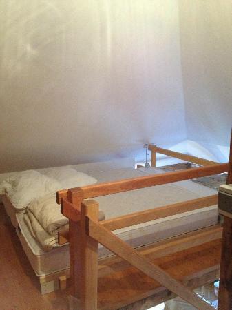Apartments Martecchini: loft bedroom