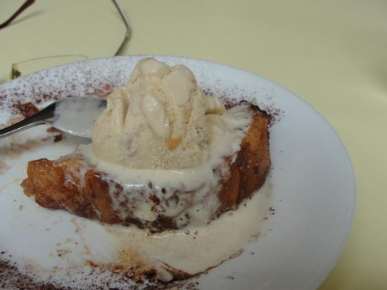 Carmelitas Tapas : St. Teresa's Toast