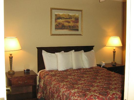 Split Rock Resort: Nice bedroom